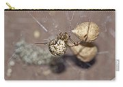 Common House Spider - Parasteatoda Tepidariorum Carry-all Pouch