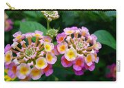 Common Lantana Flower Carry-all Pouch