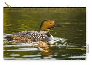 Common Loon Pictures 145 Carry-all Pouch