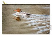Common Merganser Hen Carry-all Pouch