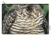 Common Nighthawk Napping Carry-all Pouch