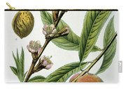 Common Peace Persica Vulgaris Carry-all Pouch