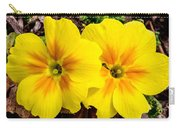 Common Primrose 1 Carry-all Pouch