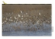 Common Teal Anas Crecca Carry-all Pouch