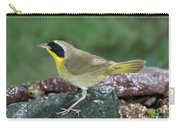 Common Yellowthroat Geothlypis Trichas Carry-all Pouch