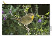 Common Yellowthroat Hen Carry-all Pouch