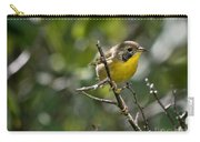 Common Yellowthroat Warbler Carry-all Pouch