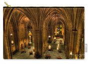 Commons Room Cathedral Of Learning University Of Pittsburgh Carry-all Pouch