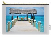 Tranquility At Compass Point, Nassau, Bahamas Carry-all Pouch