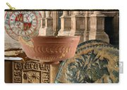 Composition For Poster Xiv Jornadas De Estudios Calagurritanos Carry-all Pouch