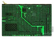 Computer Circuit Board Carry-all Pouch