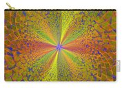 Computer Generated Fractal Art Carry-all Pouch