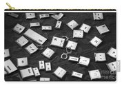 Computer Keys Carry-all Pouch