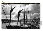 Concarneau Harbour Brittany France Carry-all Pouch
