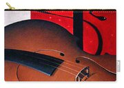 Concerto Of Good And Evil Carry-all Pouch