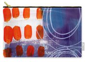 Concerto One - Abstract Art Carry-all Pouch