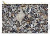 Conch Among A Sea Of Shells Carry-all Pouch