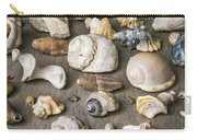 Conch Background Carry-all Pouch