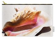 Conch Shell - Listen Carry-all Pouch