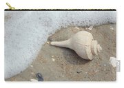 Conch Shell Vacation Carry-all Pouch