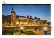 Conciergerie Twilight - River Seine Carry-all Pouch