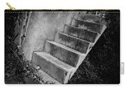 Concrete Steps Carry-all Pouch