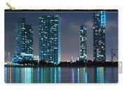 Condominium Buildings In Miami Carry-all Pouch