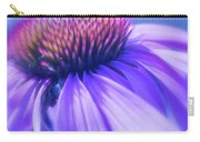 Cone Flower In Pastels  Carry-all Pouch