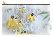 Coneflower And Bee 1  Carry-all Pouch