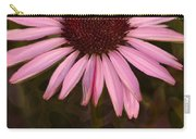 Coneflower And Dusty Miller Carry-all Pouch