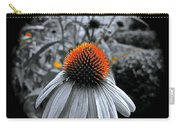 Coneflower Gold Carry-all Pouch