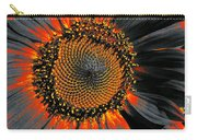Coneflower Heart Carry-all Pouch