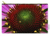 Coneflower - Little Yellow Spider Carry-all Pouch