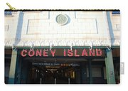 Coney Island Bmt Subway Station Carry-all Pouch