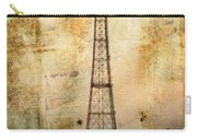 Coney Island Eiffel Tower Carry-all Pouch