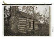 Confederate Cabin Carry-all Pouch