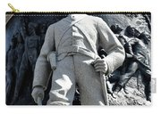 Confederate Soldier II Alabama State Capitol Carry-all Pouch