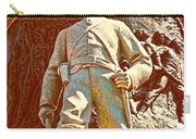 Confederate Soldier Statue I Alabama State Capitol Carry-all Pouch