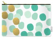 Confetti 2- Abstract Art Carry-all Pouch