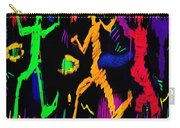 Confetti Marionettes Carry-all Pouch
