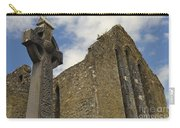 Cong Abbey, Ireland Carry-all Pouch