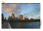 Congress Avenue Bats Carry-all Pouch