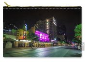 Congress Street In Downtown Austin Carry-all Pouch