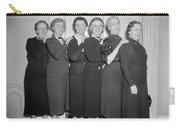 Congresswomen, 1938 Carry-all Pouch
