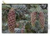 Conifer Cones Carry-all Pouch