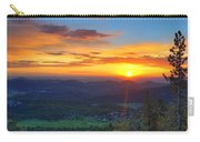 Conifer Sunrise Carry-all Pouch