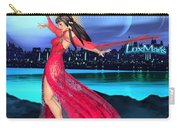 Conjunction Carry-all Pouch by Renate Janssen