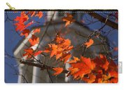 Connecticut Fall Colors Carry-all Pouch by Jeff Folger