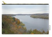 Connecticut River Carry-all Pouch
