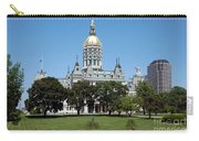Connecticut State Capitol Hartford Carry-all Pouch